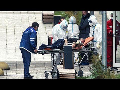 В России за сутки умерли 507 человек с коронавирусом