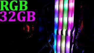 Оперативная память для сборки компьютера Обзор Kingmax Zeus Dragon RGB