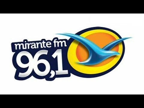Prefixo - Rádio Mirante FM 96,1 MHz - São Luís - MA