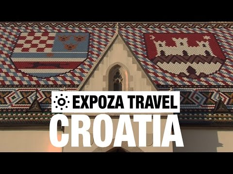 Croatia (Europe) Vacation Travel Video Guide