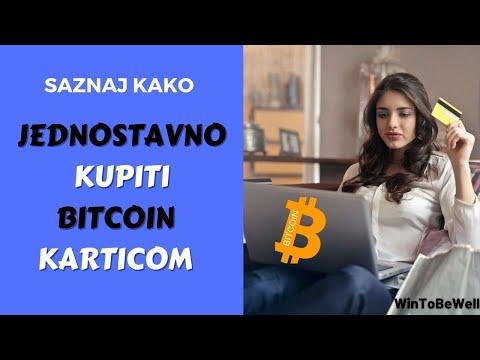Kako Kupiti Bitcoin Karticom? Jednostavno na Bitpanda Mjenjačnici