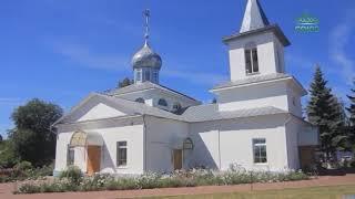 Митрополит Александр совершил литургию в храме  Новомучеников и Исповедников Российских п.Локоть