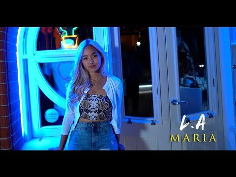 L.A - Maria (Official Music Video)