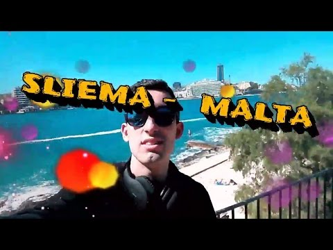 Sliema Malta tour HD