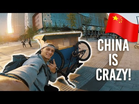 CHINA IS CRAZY! - FISE CHENGDU Part 1