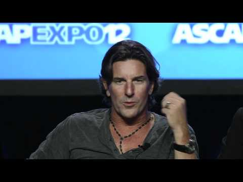 Brett James on songwriting at the 2012 ASCAP