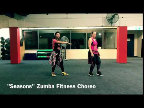 Seasons - Shaggy feat OMI - Zumba Fitness Choreo
