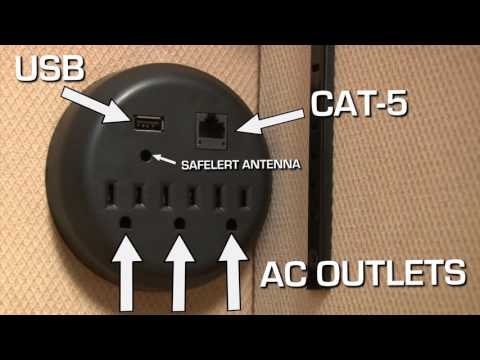 Electrical Outlet Kit Video