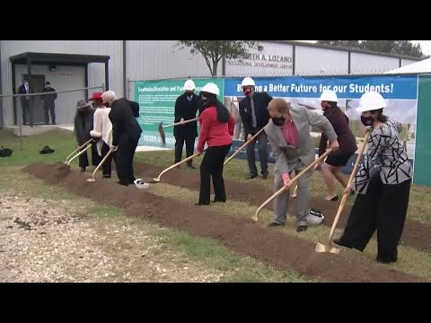 Palo Alto College breaks grounds on new education, training center