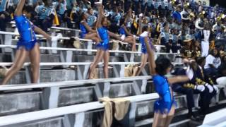 Southern University Dolls - Testify - 2014 SU Homecoming