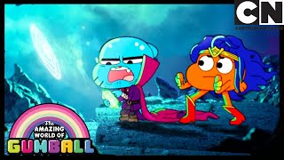 Saving The Planet One Bottle At A Time | The Mess | Gumball | Cartoon Network