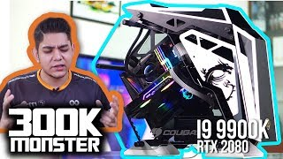 300K Taka Monster Gaming PC Build | i9 9900K, MSI RTX 2080 Gaming X Trio | ft The Council