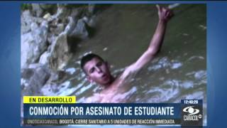 Repeat youtube video Joven de 17 años confiesa asesinato de su novio en Manizales - 5 de Octubre de 2013