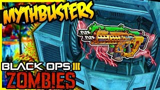 TWO OF THE SAME GUN IN THE PACK A PUNCH?! (Black Ops 3 ZOMBIES Mythbusters)