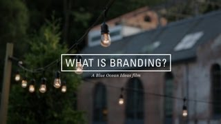 What is Branding? // A Blue Ocean Ideas Film(What is branding? It's certainly not about you. But it is about what you value. Branding is standing beside the things that symbolically point to what you value., 2013-10-02T14:02:15.000Z)