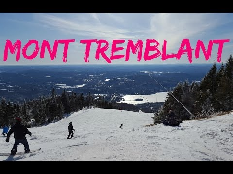 Skiing in Mont Tremblant - Travel with Arianne - Travel Canada #9