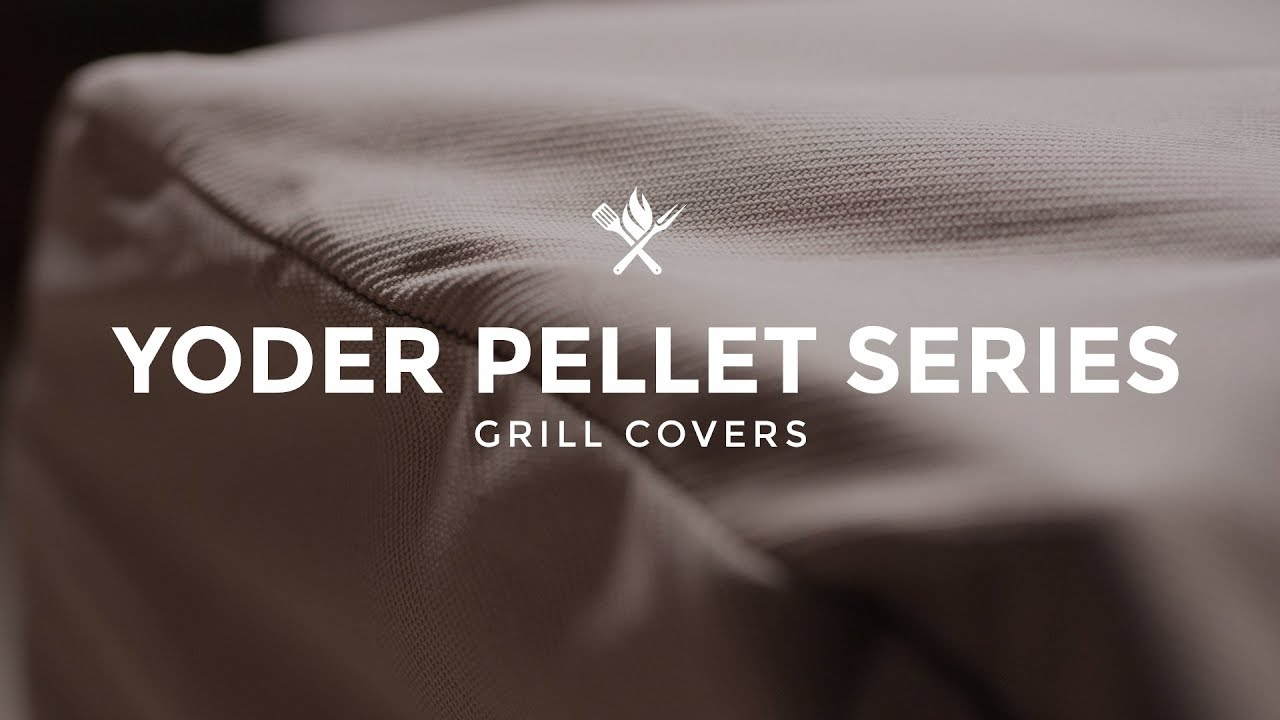 Yoder Smokers YS480/YS640 Pellet Grill Cover | Product Roundup by All  Things Barbecue