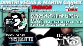 Made You Look vs. Tremor vs. Down In The DM (Dimtiri Vegas & Like Mike Tomorrowland '16 Mashup)