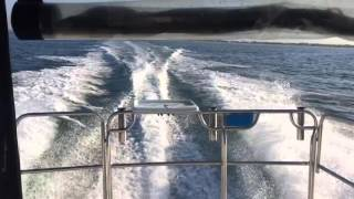 Whittley Cruisemaster 700 takeoff and WOT