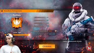 NOBRU MANDOU A GARENA BANIR 2 HACKER TOP GLOBAL AO VIVO part 1