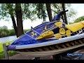 AMR Racing Jet Ski Graphics Wrap Kit Installation - Yamaha Waveraider