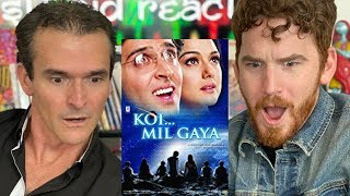 KOI...MIL GAYA Trailer REACTION!! | Hrithik Roshan
