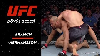 UFC on ESPN 2 | Branch vs Hermansson