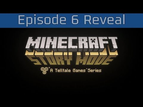 Minecraft: Story Mode - Episode 6: A Portal to Mystery Reveal Trailer [HD 1080P]