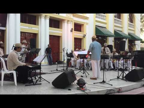 ATLÁNTICO BIG BAND En La Fiesta De La Música, Whirly Bird, Director Guillermo Carbó