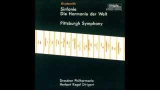 ヒンデミット ピッツバーグ交響曲第1楽章