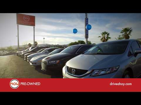 Used Cars In El Paso, Texas At Hoy Family Auto Pre-Owned