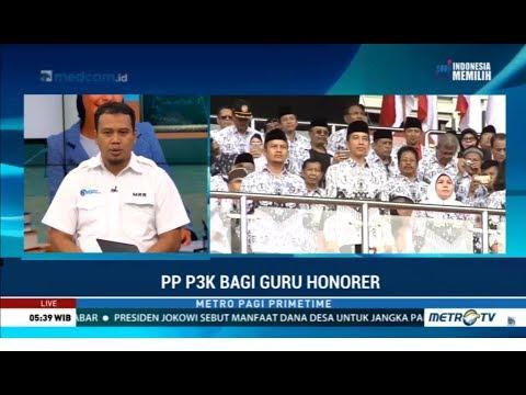 Jokowi Kabulkan Impian Guru Honorer, 1 Desember Terbitkan PP P3K
