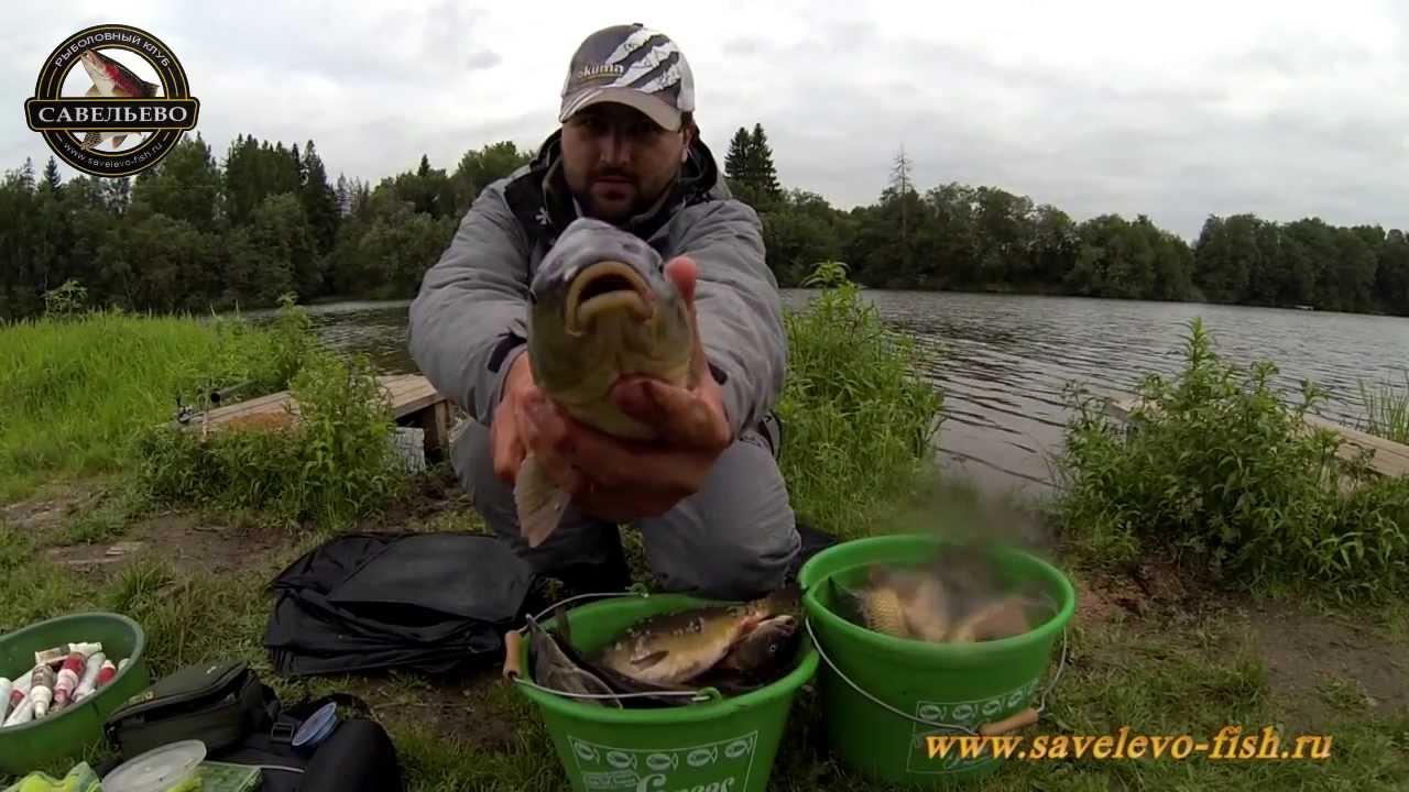 Рыбалка в Савельево. Фидер подробно. 29 июля 2013 год