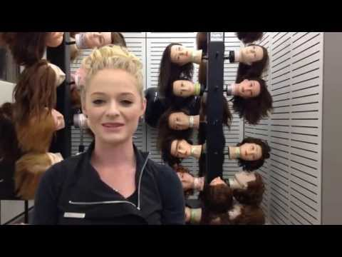 Hollie - Hunter TAFE TVET Student - Hairdressing