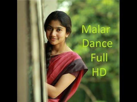Premam movie Malar (sai pallavi) dance HD