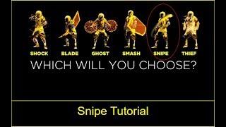 Laser League - Snipe Tutorial (Top 30 on leaderboard) Tips/Tricks