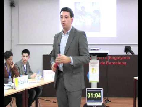 VII Lliga de Debat Universitari. Debat UB-UIB