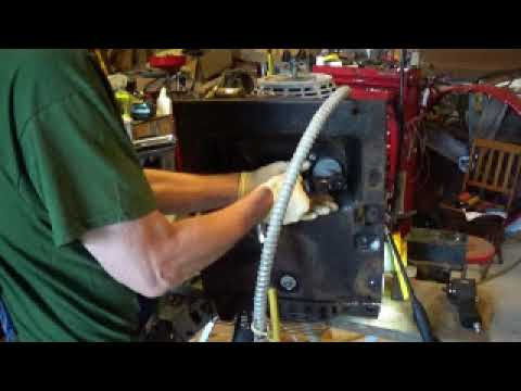 Onan Generator Ignition Rotor Replacement Part 1