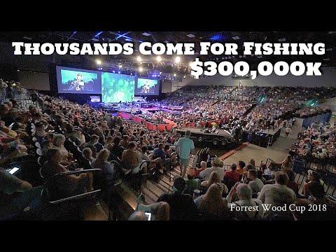 Biggest Fishing Tournament - $300,000 CASH