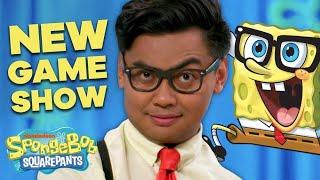 NEW SpongeBob Game Show Series Trailer ft. Host GUAVA JUICE | SpongeBob SmartyPants