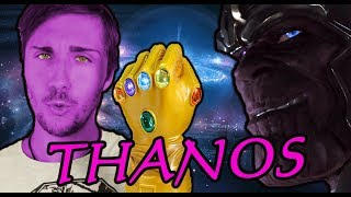 LA STORIA DI THANOS E LA MORTE DEGLI AVENGERS 💎 (Aspettanto Infinity War)