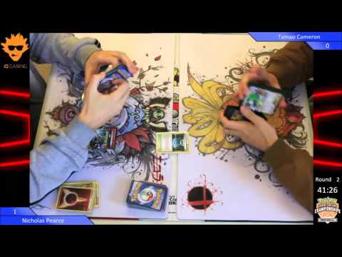 Pokemon TCG Regional (Huddersfield): Round 2: Lucario / Bats vs Manectric / Bats