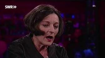 HERTA MÜLLER - Literaturnobelpreis 2009 - Interview bei LITERATUR IM FOYER - SWR Fernsehen