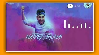 Natpe Thunai Ringtone|| Ringtone (free download include the link)||Trend Creations