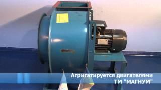Вентилятор ВЦ-14-46 №8