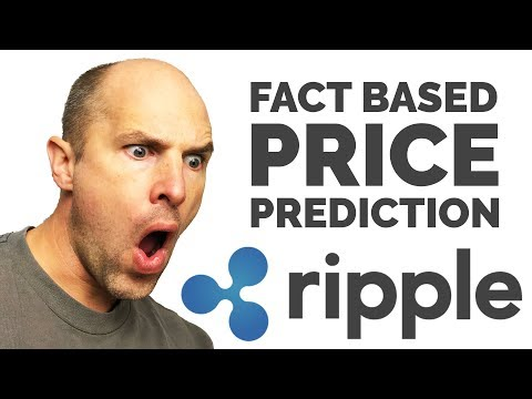 Fact Based XRP Price Prediction 2018