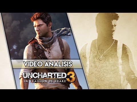Vídeo-Análisis/Review | UNCHARTED 3: LA TRAICIÓN DE DRAKE [versión Nathan Drake Collection, PS4]