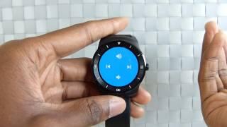 Test | Montre LG G Watch R / Android Wear sur iPhone 6 Plus