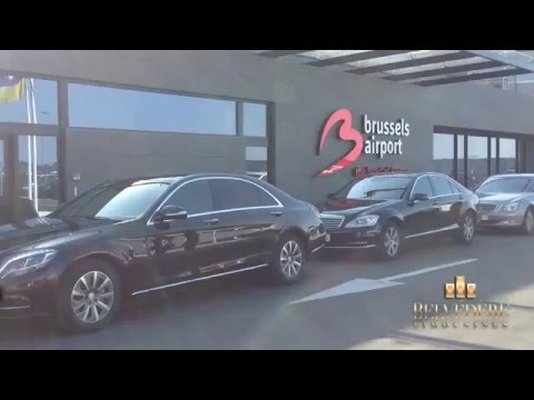 VIP Chauffeur & Private Driver Services at Brussels Airport - Belvedere Limousines Brussels
