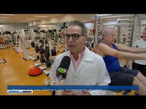 Atividade física é fundamental para viver mais